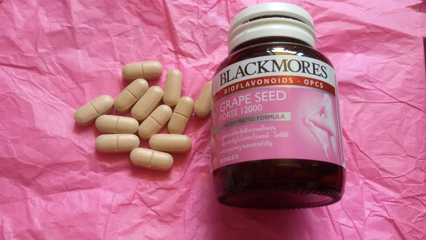 BLACKMORES GRAPE SEED FORTE 1200