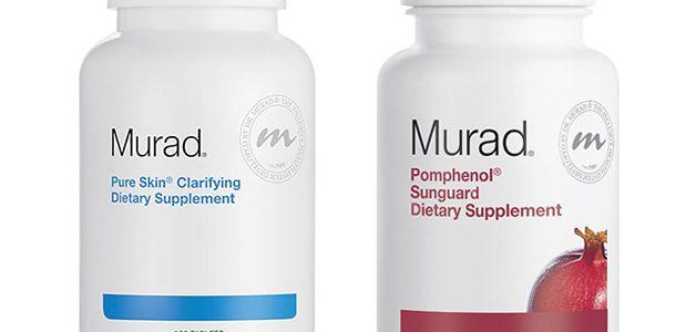 Murad สองผลิตภัณฑ์เสริมอาหารจากแคลิฟอร์เนีย เสริมสร้างภูมิคุ้มกันให้กับผิว
