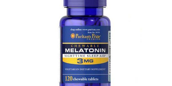 เมลาโทนิน อาหารเสริมช่วยให้หลับลึกและชะลอริ้วรอยก่อนวัย