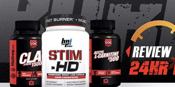 อาหารเสริมสุขภาพ STIM HD สำหรับคนมีปัญหาน้ำหนักเกิน
