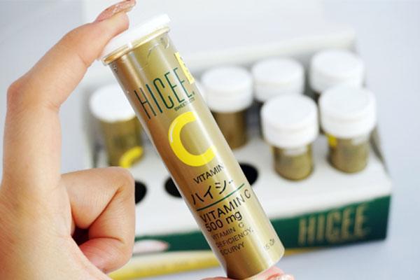 รีวิวอาหารเสริม Hicee Sweetlets Vitamin C
